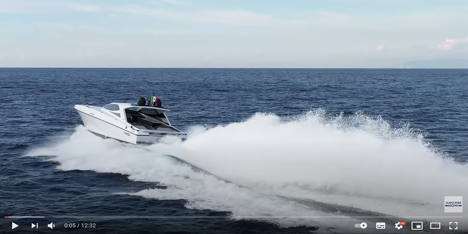 OTAM 65 HT - Performance Yacht Exclusive Review and Tour - The Boat Show