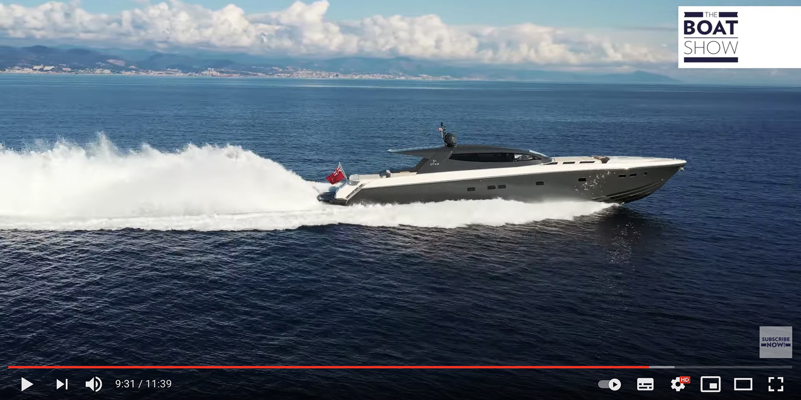 NEW FEATURES - OTAM 80 HT - Performance Motor Yacht Exclusive Review - The Boat Show